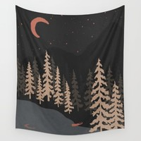 I've Been Here Before... Wall Tapestry by NDTank