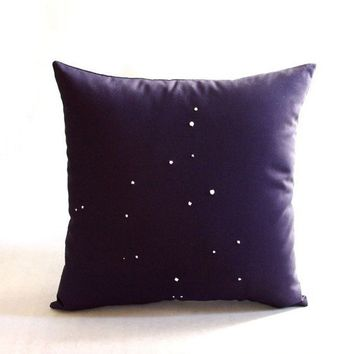 Ursa Major CUSTOM COLOR Constellation Pillow by regansbrain
