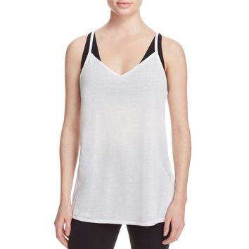 Under Armour Womens Strappy Sleeveless Tank Top