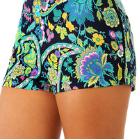 Color Of My Soul Shorts: Multi