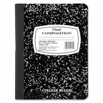 Composition Notebook College Ruled Case Pack 14
