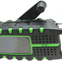 Eton Scorpion Solar Radio + Charger | Cool Material