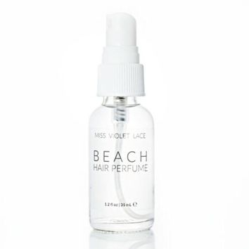 Miss Violet Lace Beach Hair Perfume - Travel Size