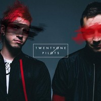 "Twenty One Pilots Music Band Group Fabric poster 43"" x 24"" 24"" x 13"" Decor -015"