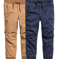 2-pack Joggers - from H&M