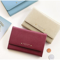 2016 Iconic Pochette undated diary scheduler with wallet