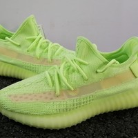 ADIDAS YEEZY boost 350 V2 Sport Casual Shoes Sneakers Green