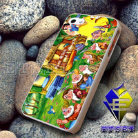 snow white and 7 dwarfs Design For iPhone Case Samsung Galaxy Case Ipad Case Ipod Case