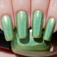 Alien Encounter Holographic Nail Polish 15ml (.5oz)