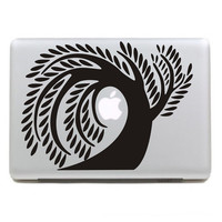 Apple  tree 2 Mac Book Mac Book Air Mac Book Pro Mac Sticker Mac Decal Apple Decal Mac Decals