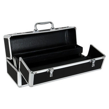 Large Lockable Locking Adult Sex Toys Storage Privacy Box Case [Black]