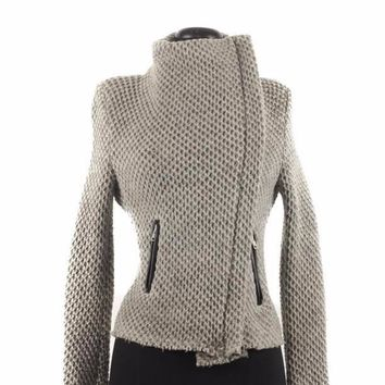IRO Wool Knit Jacket