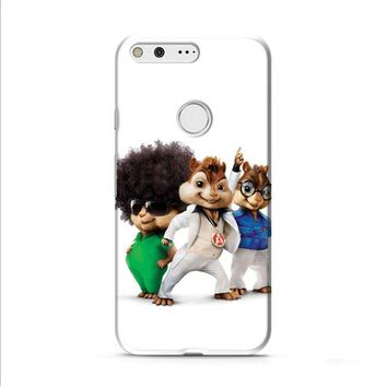 Alvin And The Chipmunks The Road Chip Movies 70s Google Pixel XL 2 Case