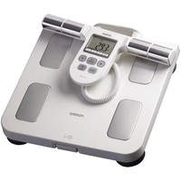 Omron(R) HBF-510W Full-Body Sensor Body Composition Monitor & Scale with 5 Fitness Indicators