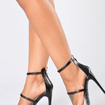 California Dreamin' Heel - Black