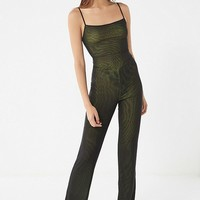 I.AM.GIA Scorpio Sheer Jumpsuit | Urban Outfitters