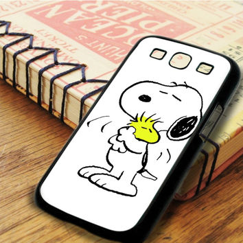 Snoopy Dog Samsung Galaxy S3 Case