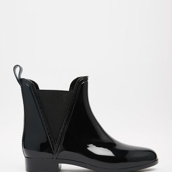 Pimkie Patent Chelsea Boot