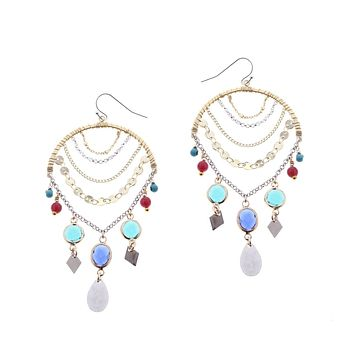 Tasha Gem Earrings
