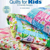 Quick and Easy Quilts for Kids book beginner friendly