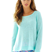 Luxletic Bayberry Top - Lilly Pulitzer