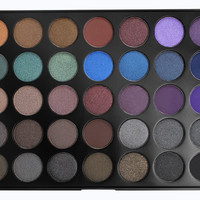 35D - 35 COLOR DARK SMOKY PALETTE **NEW**