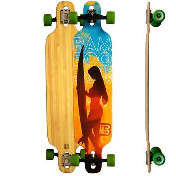 Twin Tip DT Paddle Out Longboards