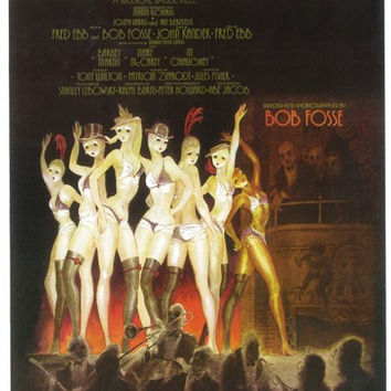 Chicago 11x17 Broadway Show Poster (1975)