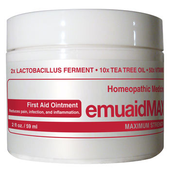 EmuaidMAX First Aid Ointment 2oz