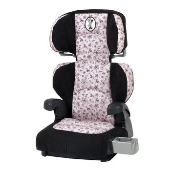 Disney Pronto Booster Car Seat (Minnie Flower) BC055CAY