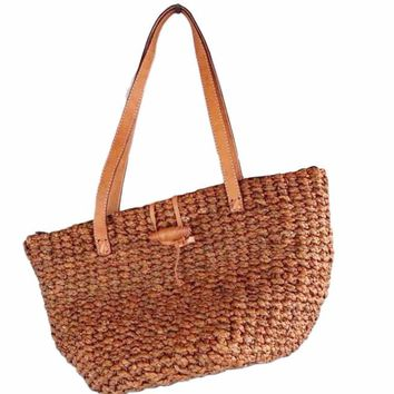 Water Hyacinth Market Bag