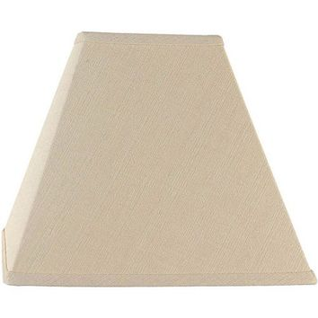 Better Homes and Gardens Square Woven Lamp Shade, Tan - Walmart.com