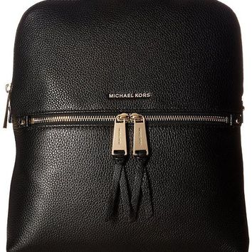 ONETOW MICHAEL Michael Kors Rhea Zip Medium Slim Backpack