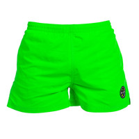 Maui Wowie Green Thunder Swim Shorts