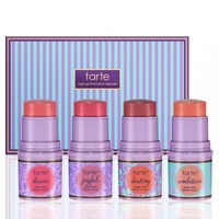 just cheeky deluxe cheek stain set from tarte cosmetics