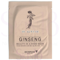 Skinfood Beauty in a Food Mask Sheet (Ginseng)