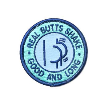 Real Butts Shake Patch