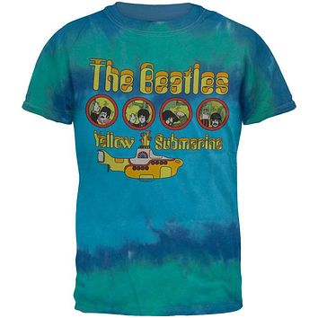 Beatles - Portholes Youth Tie Dye T-Shirt