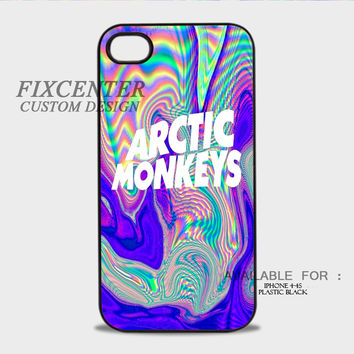 Arctic Monkeys Hologram - iPhone 4/4S Case
