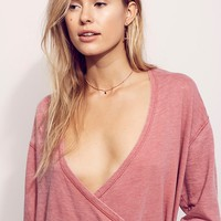 Free People Make My Day Pullover