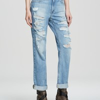 GENETIC Jeans - Gia Boyfriend in Ignite