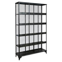 Filmore Etagere in Black