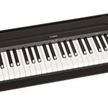Yamaha P71 88-Key Weighted Action Digital Piano with Sustain Pedal