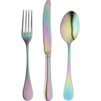 3-piece beta flatware set