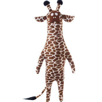 The Nonlife Zoo Doll with Shoulder Bag Giraffe