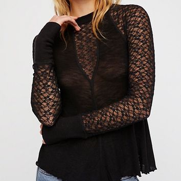 Free People Layering Top