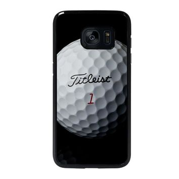 TITLEIST GOLF Samsung Galaxy S7 Edge Case Cover