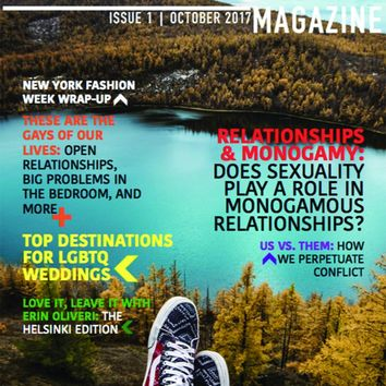 TravelPride Magazine - Single Month Subscription