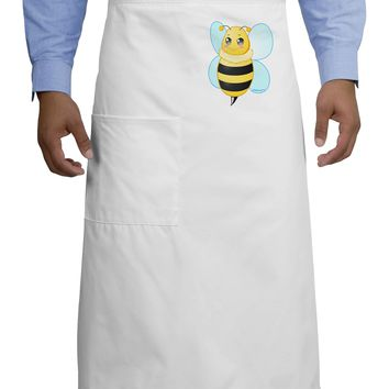 Cute Bee Adult Bistro Apron