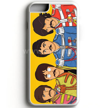Beatles Sgt Pepper Cartoon iPhone 7 Case | aneend
